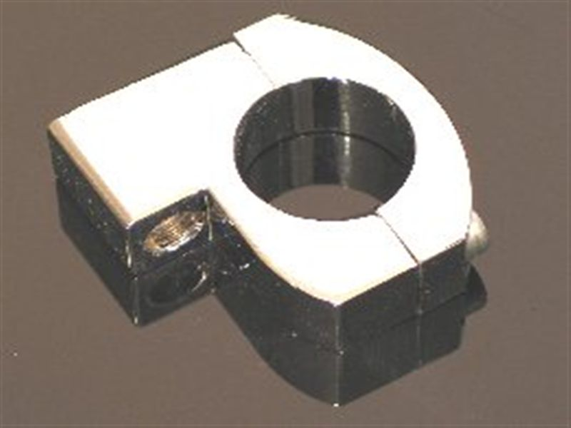 "MIRROR CLAMP UNIVERSAL FOR 7/8"" H-B"